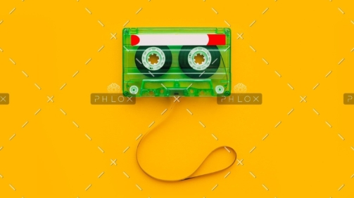 demo-attachment-9-top-view-of-audio-cassette-with-tangled-tape-UND3Q96
